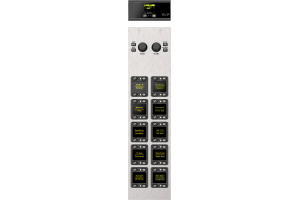 Fusion 20-Station OLED Intercom Module